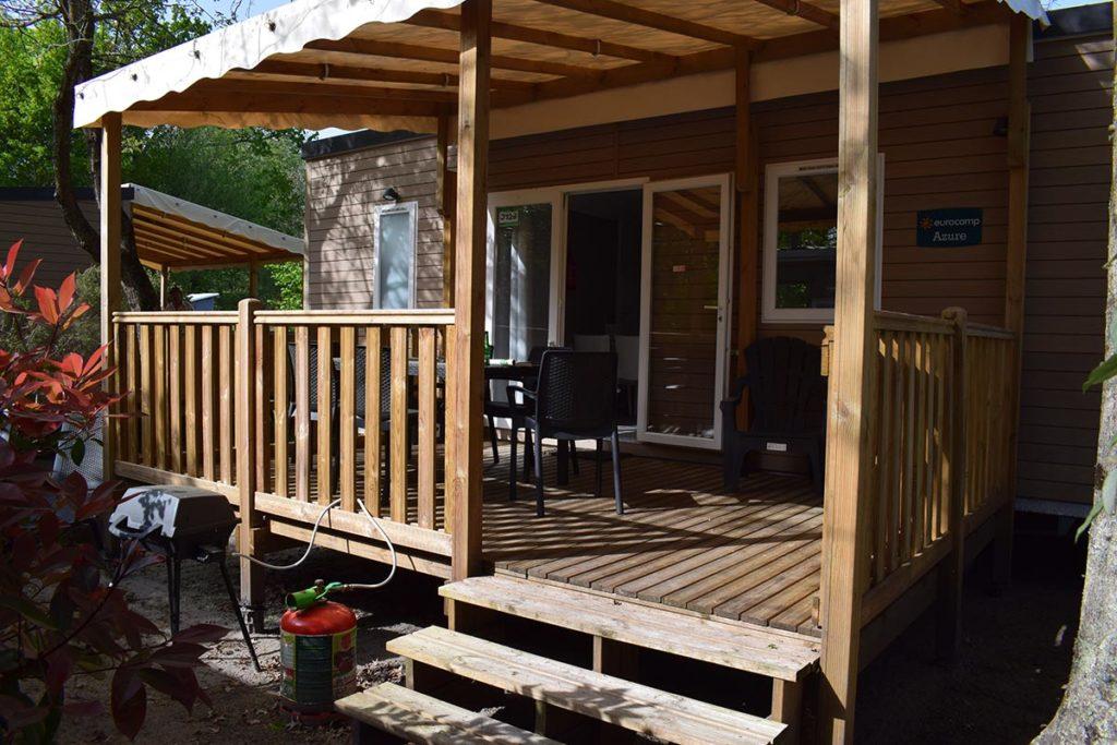 Camping Domaine De La Rive Eurocamp Azure