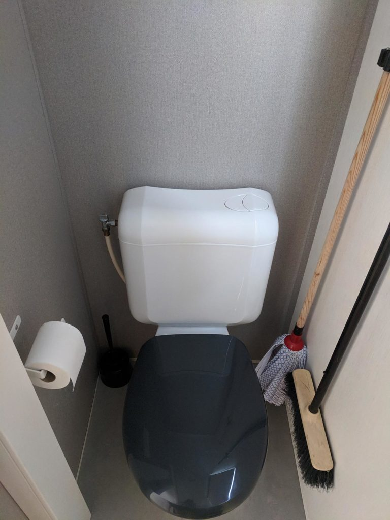 Eurocamp Azure Mobile Home Toilet And Storage