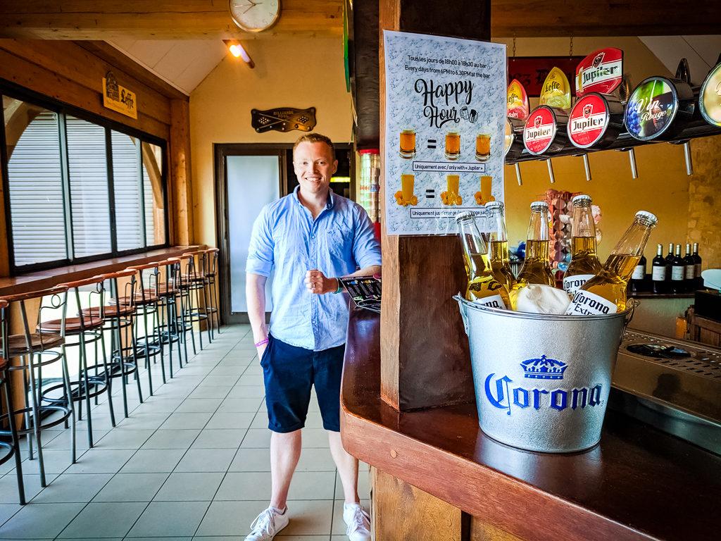 bar at saint avit loisirs