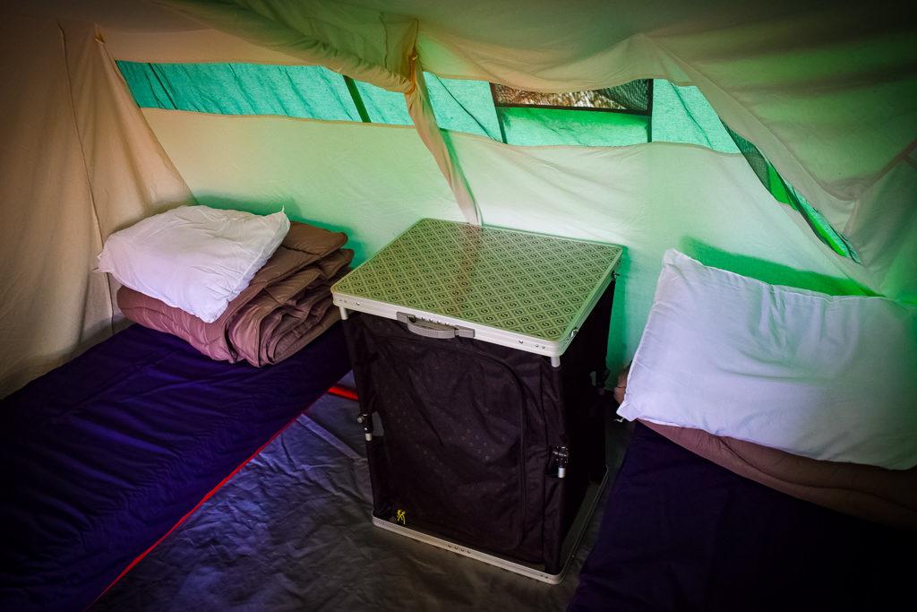 eurocamp classic tent inner