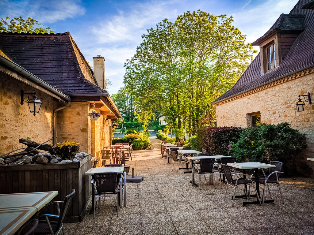 restaurant at saint avit loisirs