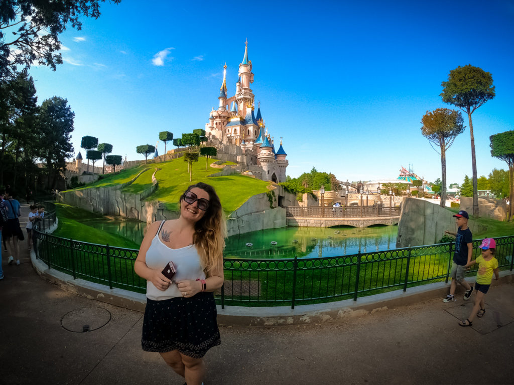 Breanne-at-disneyland-paris-on-her-daytrip-from-La-Croix-du-vieux-pont-berny-riviere-france-You-can-get-the-coach-from-the-campsite-here