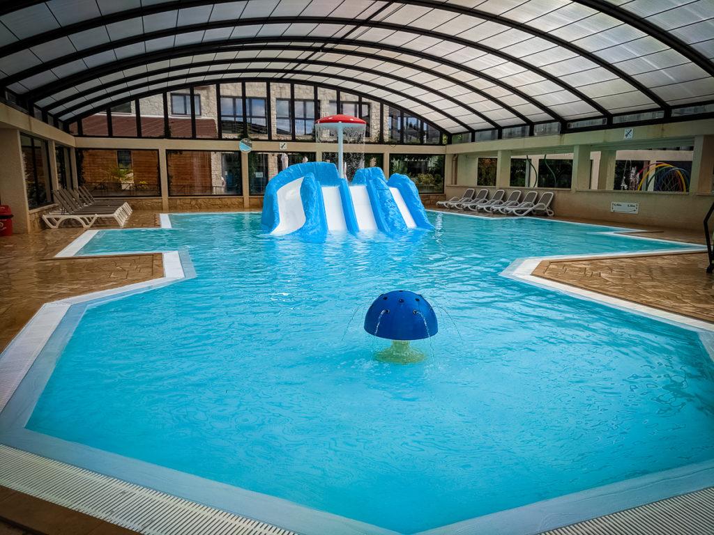 the toddler pool area at La Croix du vieux pont berny riviere france (64)