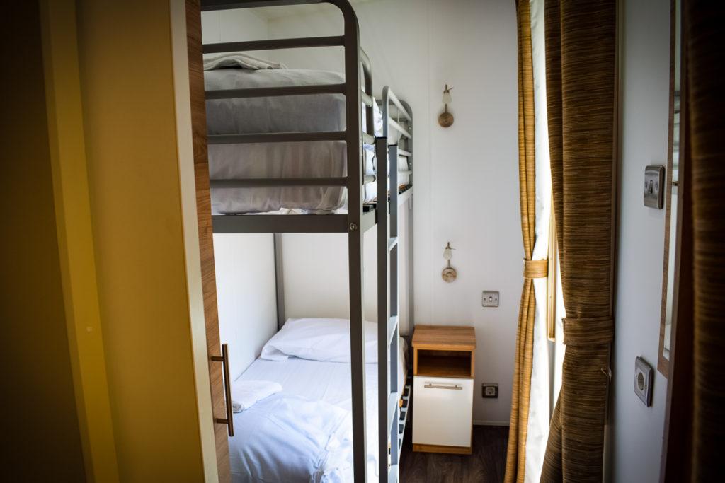 eurocamps aspect mobile home bunk room