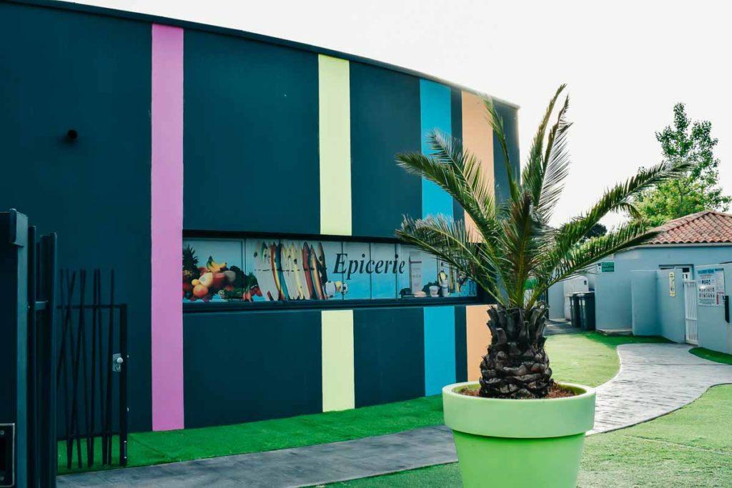 Epicerie or campsite shop at Camping de l'ocean Brem Sur Mer
