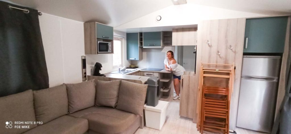 Bungalow cottage at Camping natureo in Hossegor-03