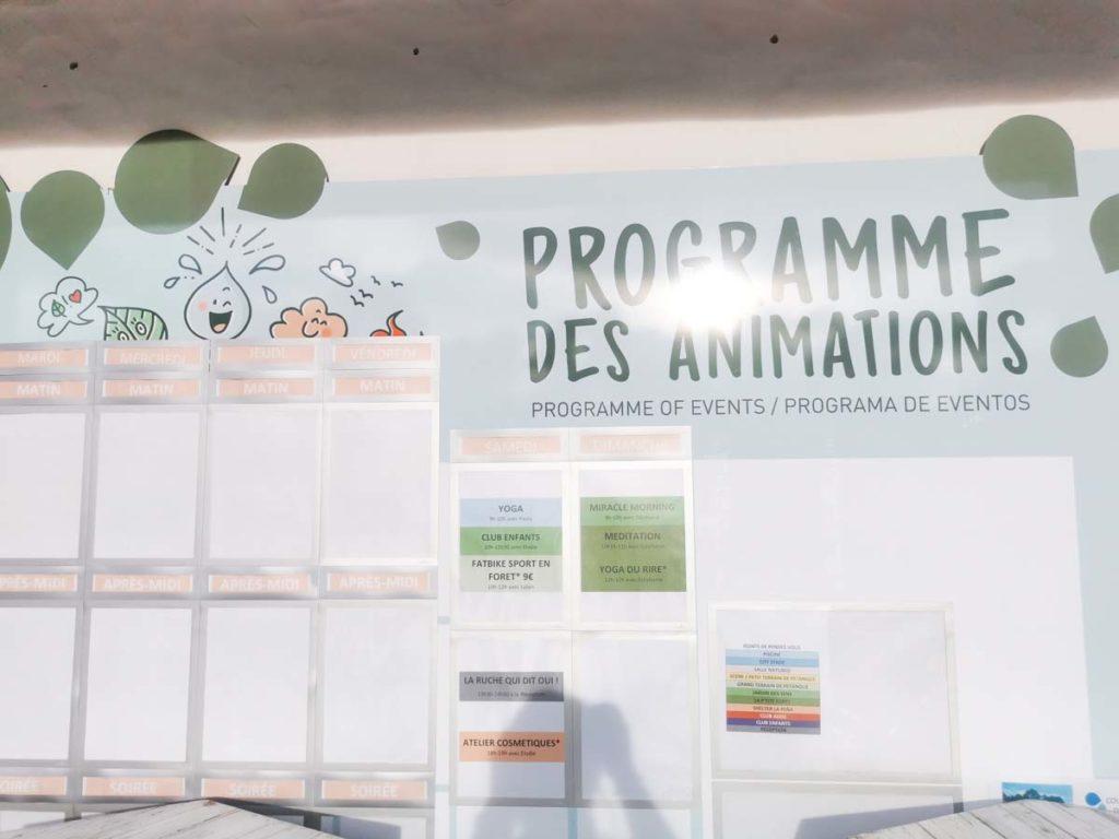 Animation program at Camping natureo in Hossegor-26