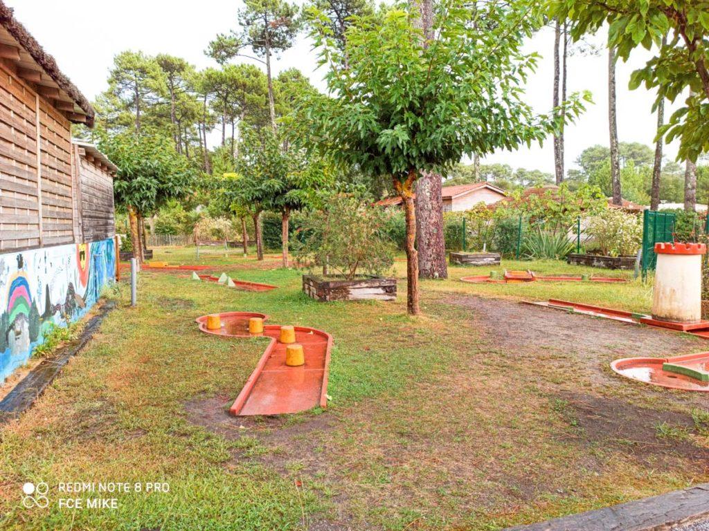 Mini Golf Camping natureo in Hossegor-32