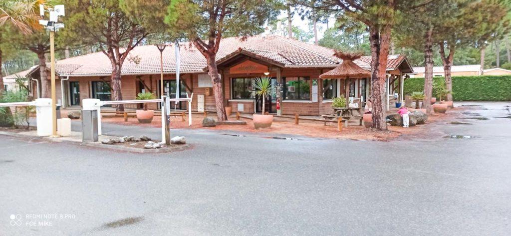 Reception at Camping natureo in Hossegor-36