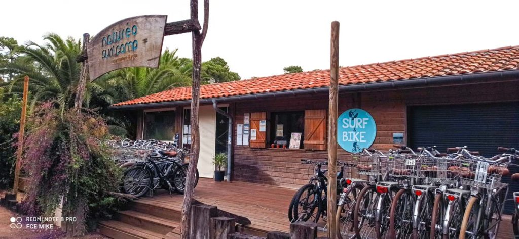 Surf and Yoga camp at Camping natureo in Hossegor-37