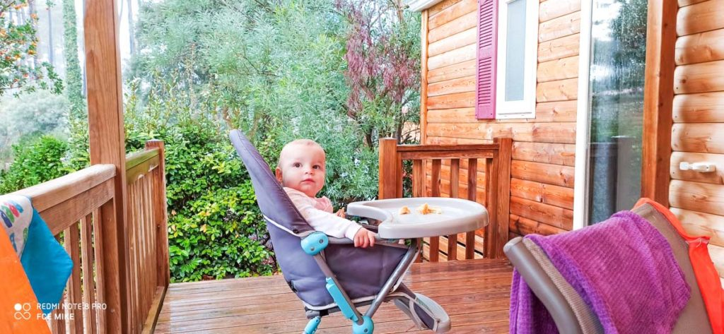 baby at Camping natureo in Hossegor-41