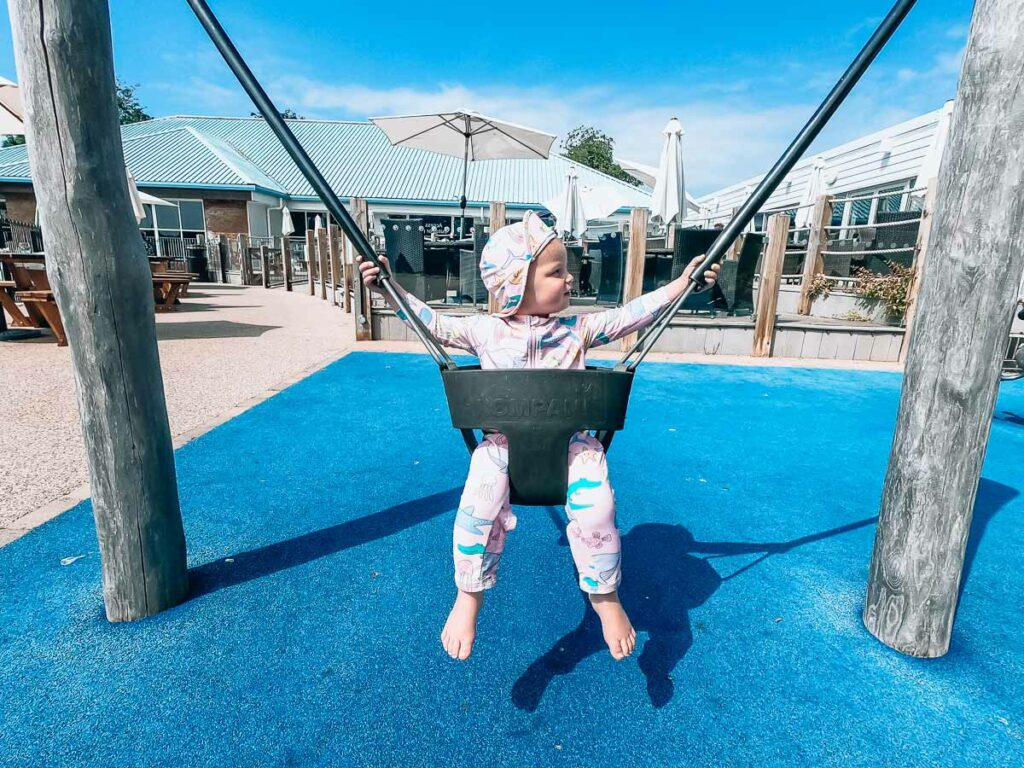 toddler-swing-at-hoburne-bashley-holiday-park-in-the-new-forest