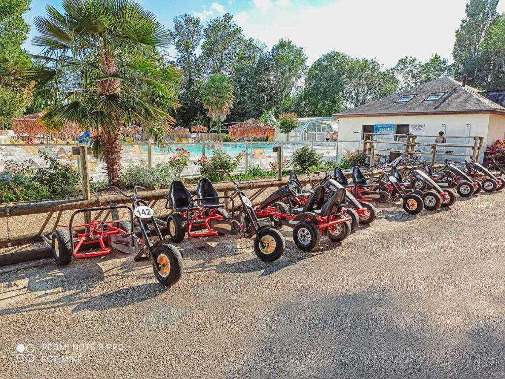 pedal-karts-at-camping-domaine-de-la-breche
