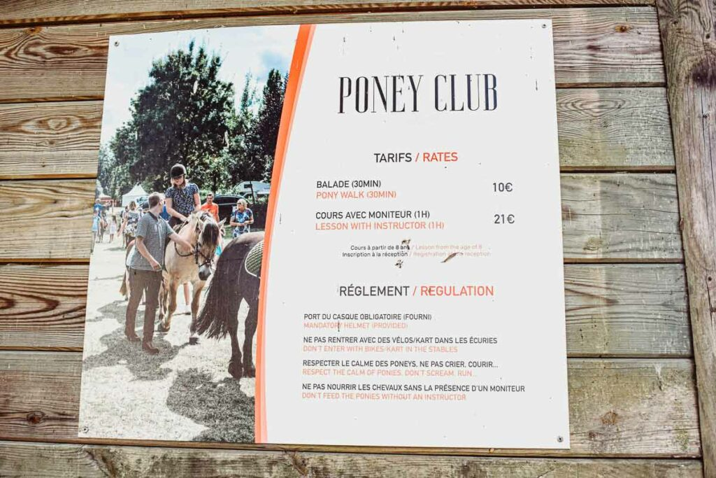 pony-club-prices-at-domaine-de-la-breche-campsite