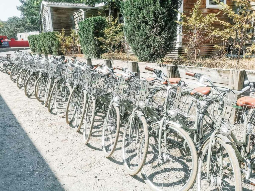 bikes-for-hire-from-the-tourist-office-at-camping-sylvamar